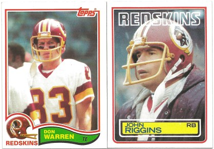 The Hogs Cards Riggo Warren