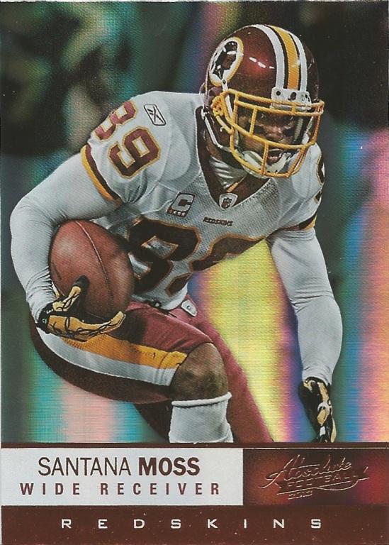 12 Absolute Santana Moss