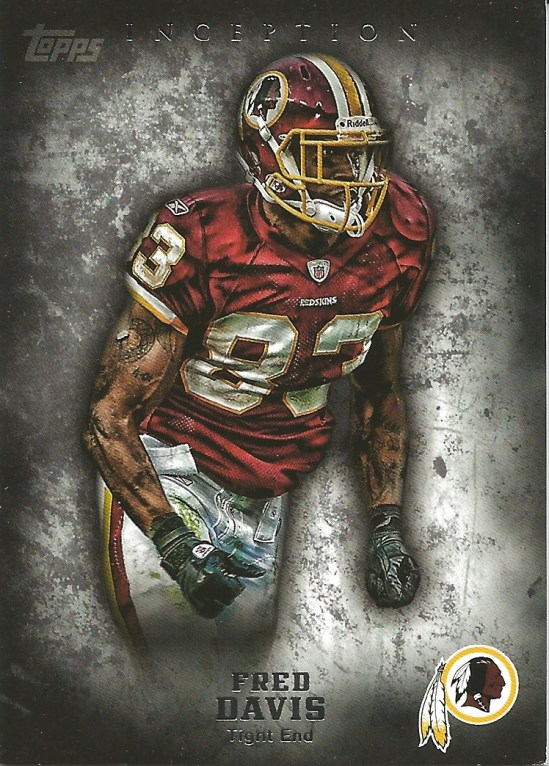 12 Inception Fred Davis