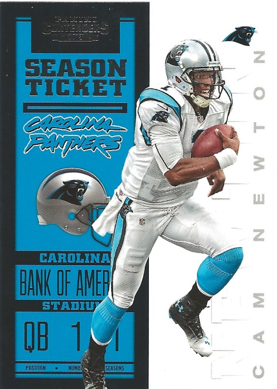 12 PC Cam Newton