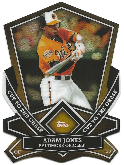 13 T Adam Jones Cut to the Chase