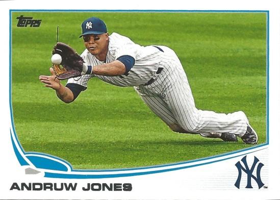13 T Andruw Jones