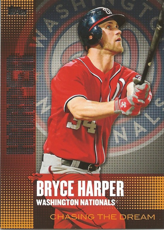 13 T Bryce Harper Chasing the Dream