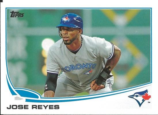 13 T Jose Reyes