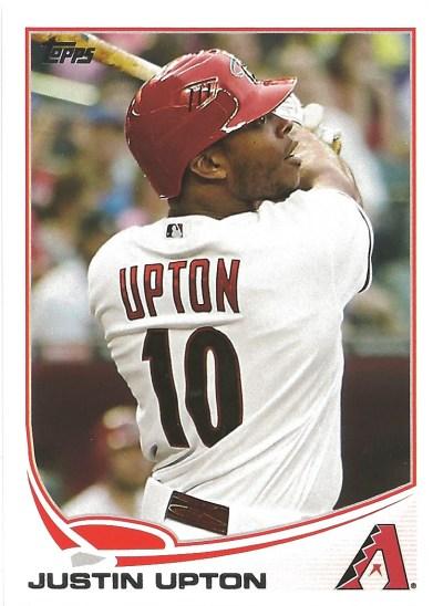 13 T Justin Upton