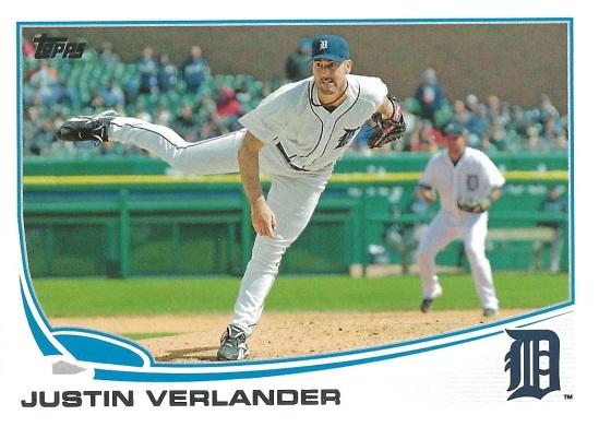 13 T Justin Verlander