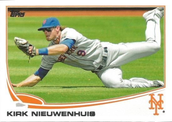 13 T Kirk Nieuwenhuis