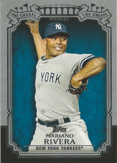 13 T Mariano Rivera The Greats