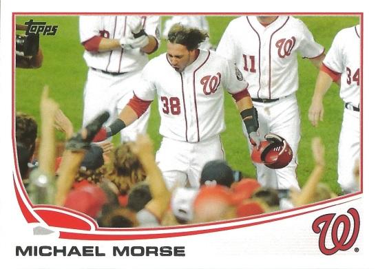 13 T Michael Morse