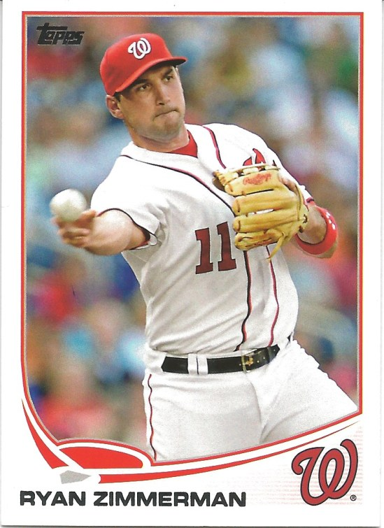 13 T Ryan Zimmerman