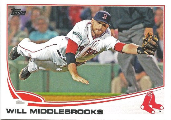 13 T Will Middlebrooks