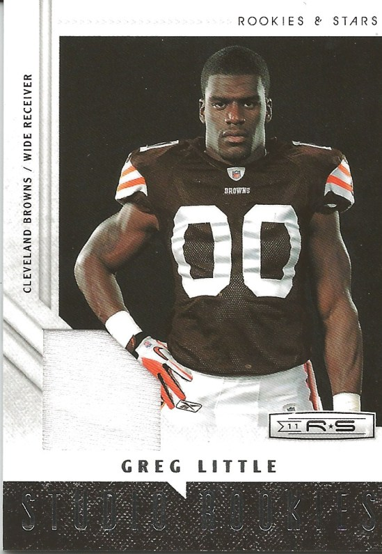 Greg Little Studio Rookies 291:299