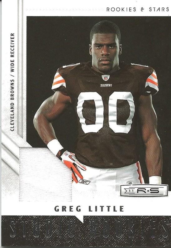 Greg Little Studio Rookies 291:299