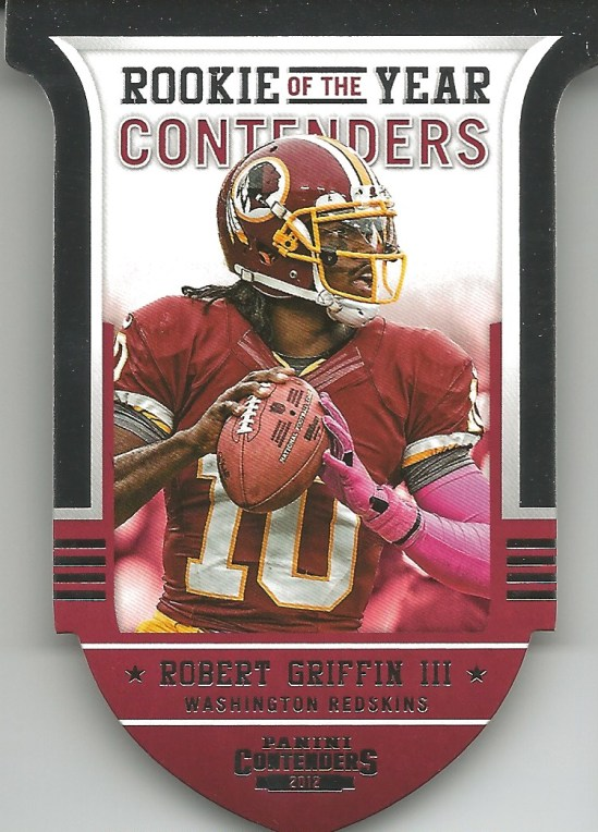 12 PC Robert Griffin III ROY Contender