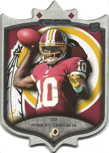12 PS Robert Griffin III Die Cut