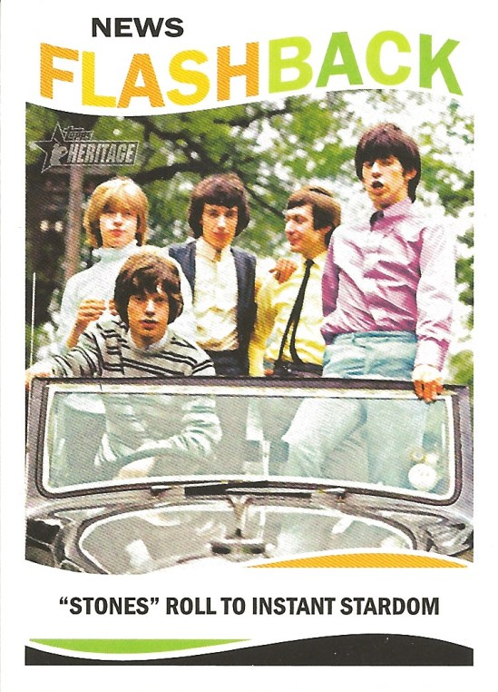 12 TH Rolling Stones News Flashback