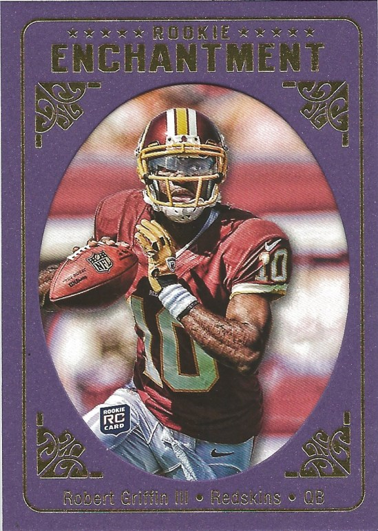 12 TM Robert Griffin III Rookie Enchantment