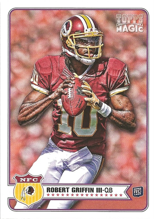 12 TM Robert Griffin III