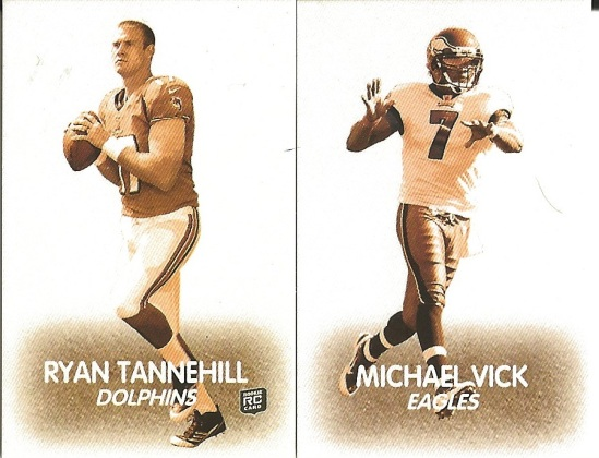 12 TM Tannehill and Vick super Mini