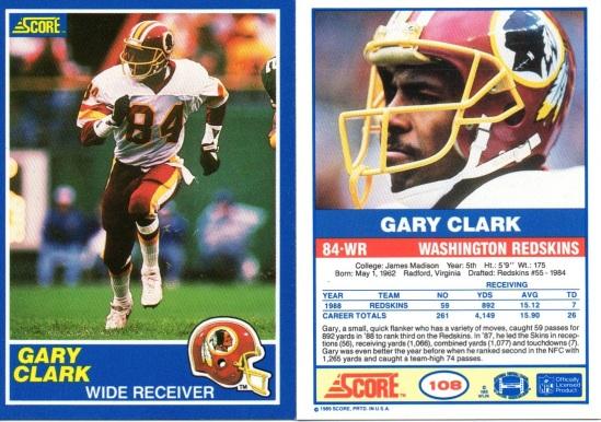 89 S Gary Clark