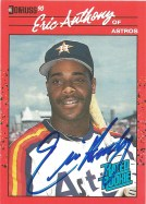 1990 Donruss Eric Anthony