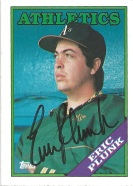 1988 Topps Eric Plunk