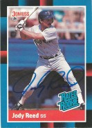 1988 Donruss Jody Reed