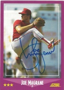1988 Score Joe Magrane