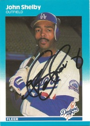 1987 Fleer Franklin Stubbs
