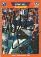 1989 Pro Set Michael Irvin