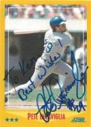 1988 Score Pete Incaviglia