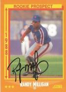 1988 Score Randy Milligan