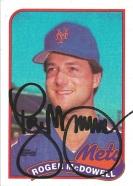1989 Topps Roger McDowell