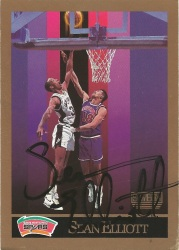 1989-90 Skybox Sean Elliott