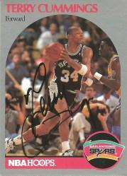 1990-91 Hoops Terry Cummings