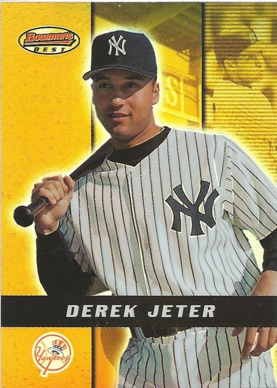 00 BB Derek Jeter