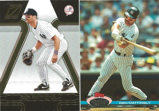 05 DZ 91 SC Don Mattingly