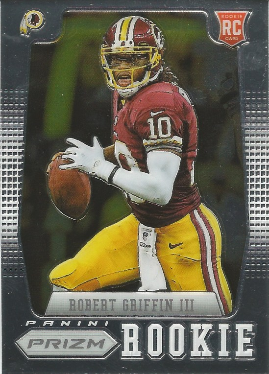 12 PP Robert Griffin III SP