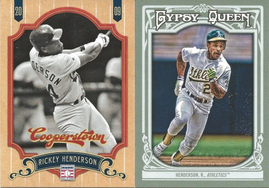 13 CO 13 GQ Rickey Henderson