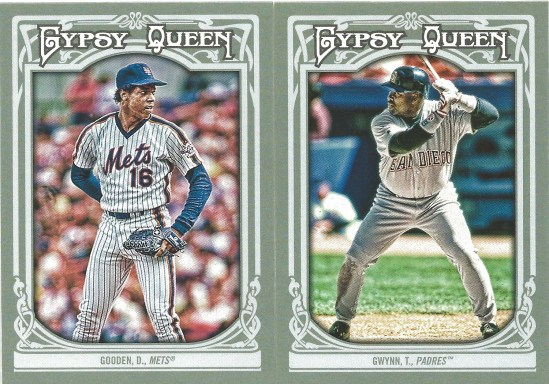 13 GQ Dwight Gooden Tony Gwynn