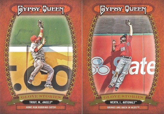 13 GQ Mike Trout Jayson Werth Glove Stories
