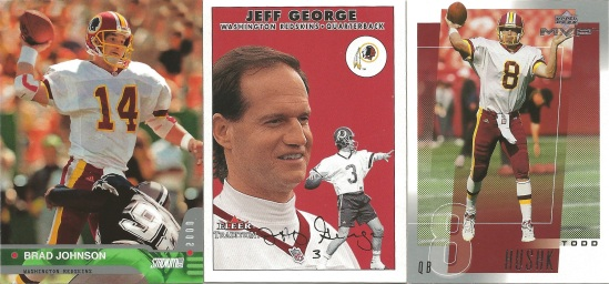 00 Brad Johnson Jeff George Todd Husak