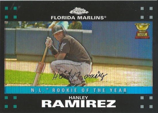 07 TC Hanley Ramirez Refractor