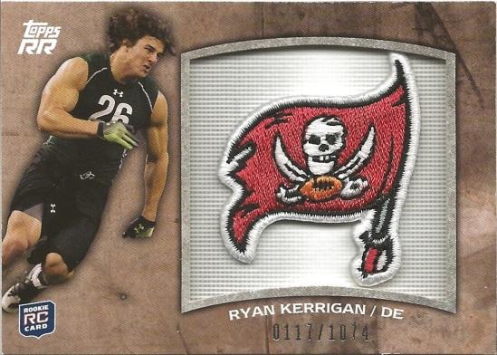 11 TR Ryan Kerrigan Tampa