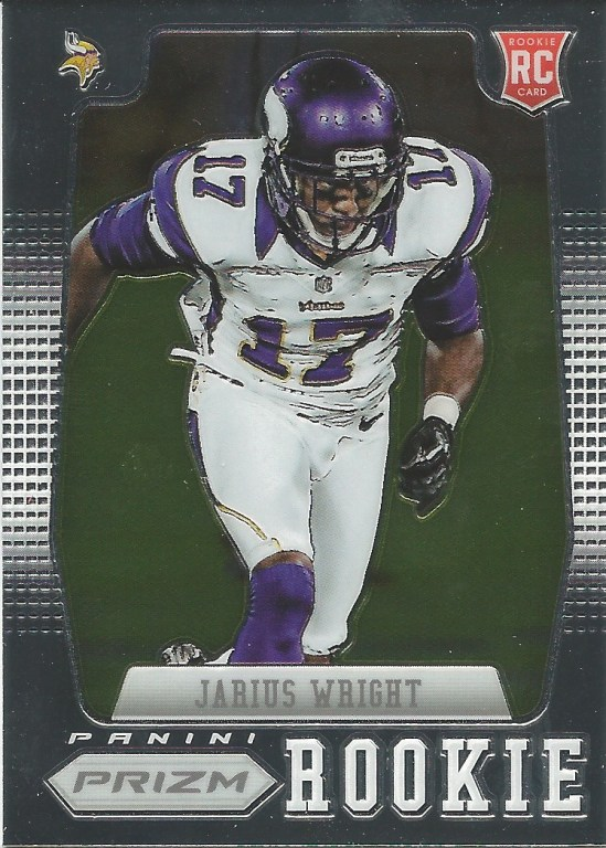 12 PP Jarius Wright Rookie