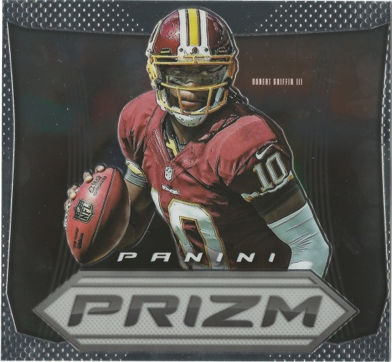 12 PP Robert Griffin III Box Cover