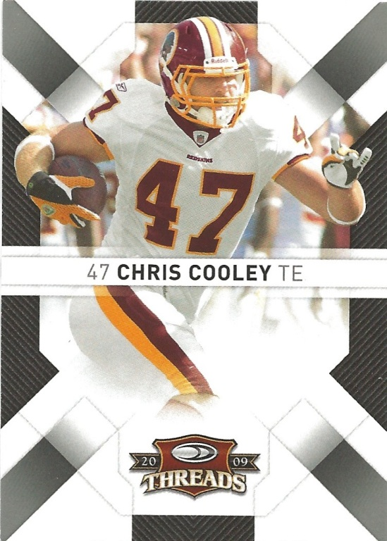 09 DT Chris Cooley