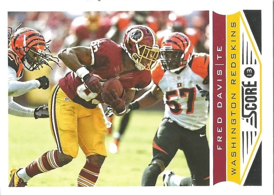 13 PS Fred Davis