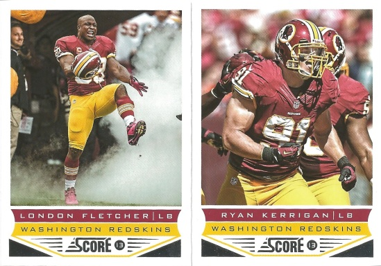 13 PS London Fletcher Ryan Kerrigan