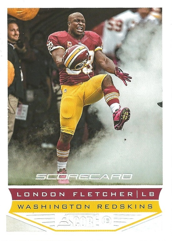 13 PS London Fletcher Scorecard